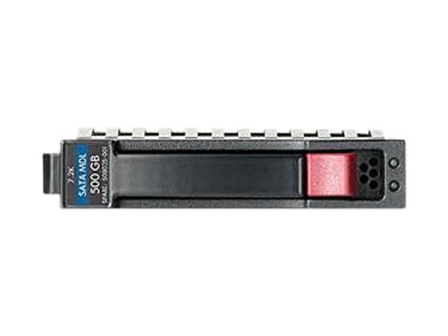 "HP 655708-S21 500GB 7200 RPM SATA 6.0Gb/s 2.5"" SFF SC Midline Hard Drive S-Buy"