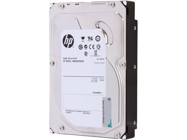 Seagate Constellation ES ST500NM0011P 500GB 7200 RPM 64MB Cache SATA 6.0Gb/s 3.5