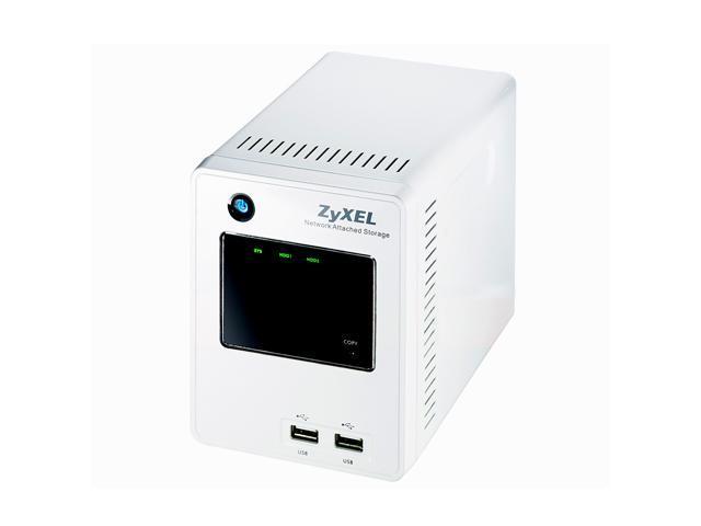 ZyXEL NSA220 Network Storage Appliance