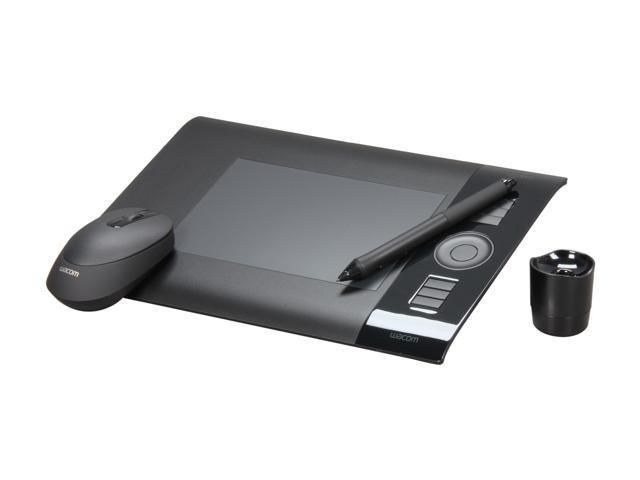 WACOM Intuos 4 Professional Pen Tablet - Small/Black