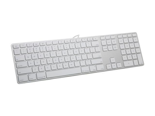 apple keyboard with numeric keypad english usa model mb110ll b. Black Bedroom Furniture Sets. Home Design Ideas