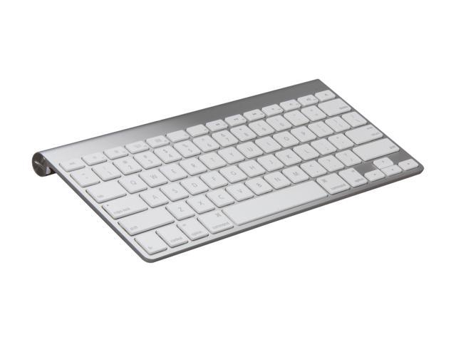 Apple Keyboard (OEM) Bluetooth - White (MC184LL/B)
