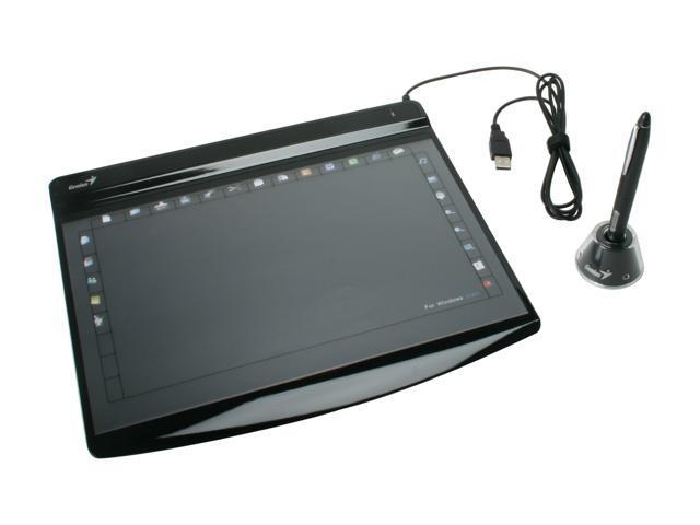 Genius G-Pen F610 USB Ultra Slim Tablet For Pen Writing
