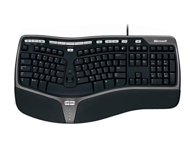 Microsoft Natural Ergonomic Keyboard 4000 - English (Canada) Localization