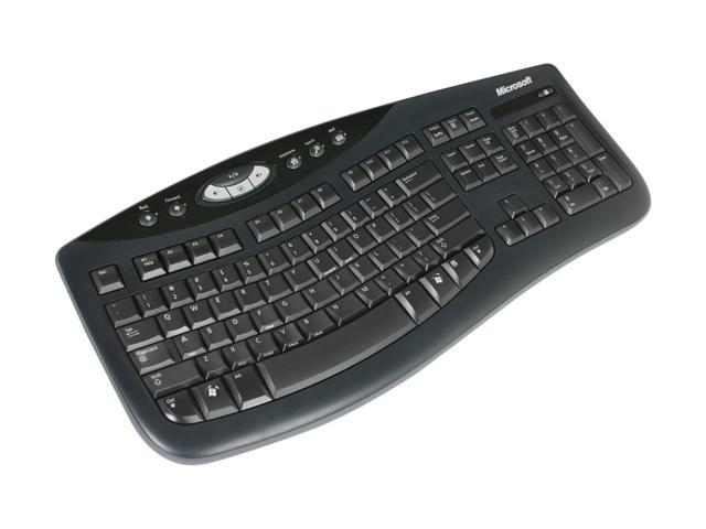 Microsoft B2L-00002 Black Wired Keyboard 2000