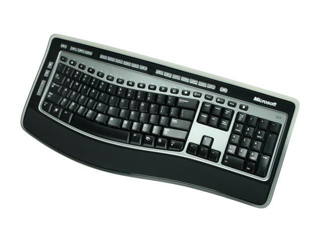 Microsoft J9C-00001 Black wireless Wireless Keyboard 6000 - OEM