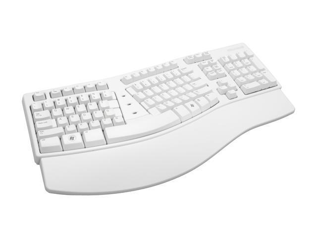 Microsoft Natural Keyboard Elite 5PH-00001 Wired Keyboard