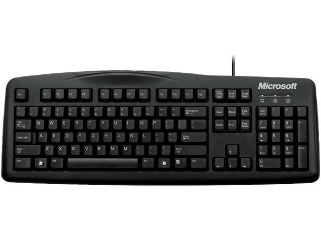 Microsoft 200 Keyboard 200 Black Keyboard
