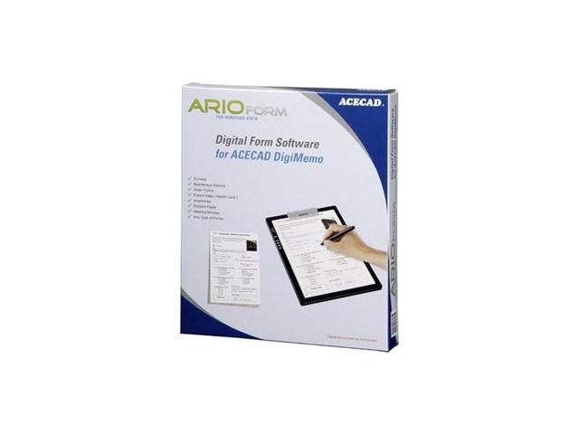 SolidTek DM-ARIOFORM DigiMemo Form Software