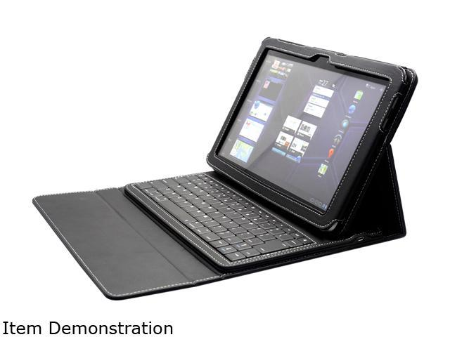 SolidTek Bluetooth Keyboard with Portfolio KB-X3003B-PF