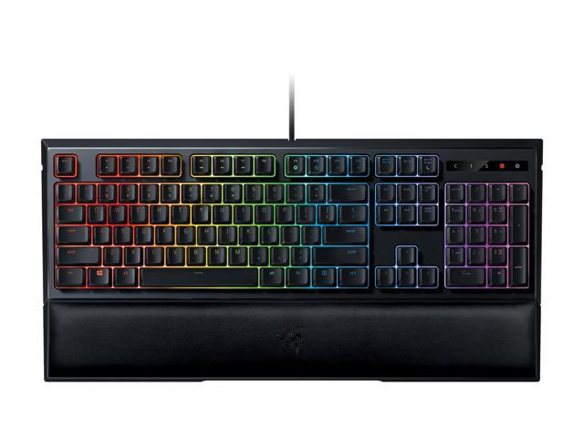 Razer Ornata Chroma - RGB Mecha-Membrane Gaming Keyboard with Mid-Height Keycaps