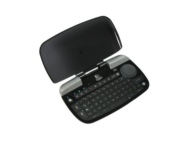 Logitech diNovo Mini Black Bluetooth Wireless Mini Keyboard