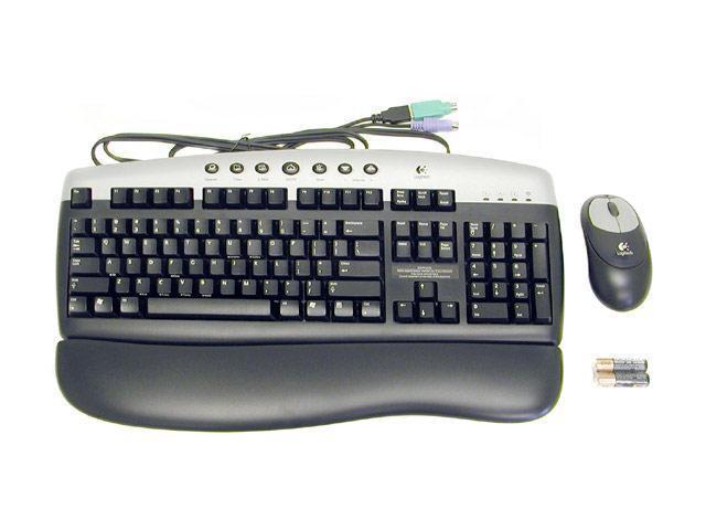 Open Box: Logitech Premium Desktop 967311-0403 2-Tone 104 ...