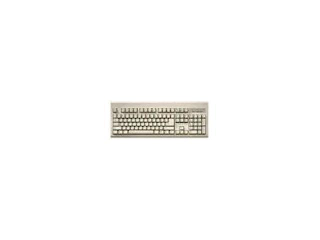KeyTronic KT800PS2USC Beige PS/2 Standard Keyboard