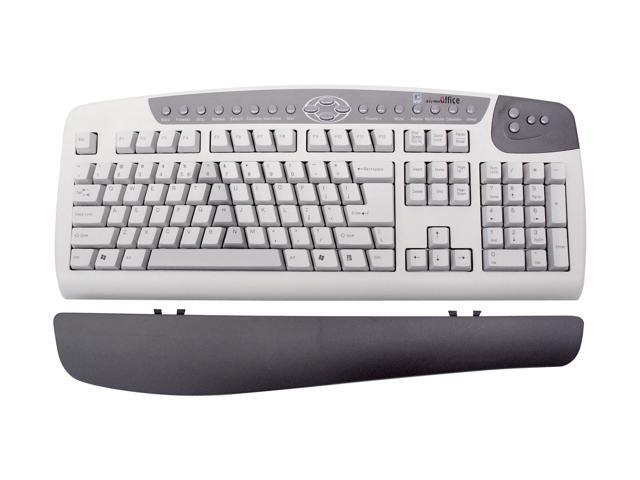 A4Tech KBS-835RF 2-Tone RF Wireless Keyboard