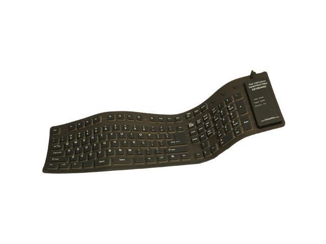Grandtec Virtually Indestructible Keyboard USB 109-Key