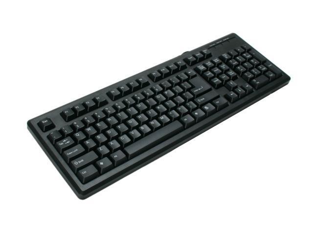 DCT Factory KBJ-006UB Black USB Standard Keyboard
