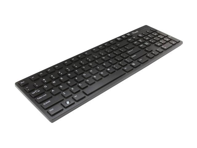 Rosewill RIKB-11002 Slim Keyboard with Low Profile Chiclet Keycap Design - Retail