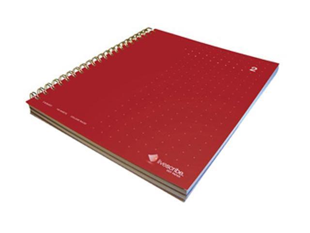 Livescribe ANA-00025 Three Subject Notebook