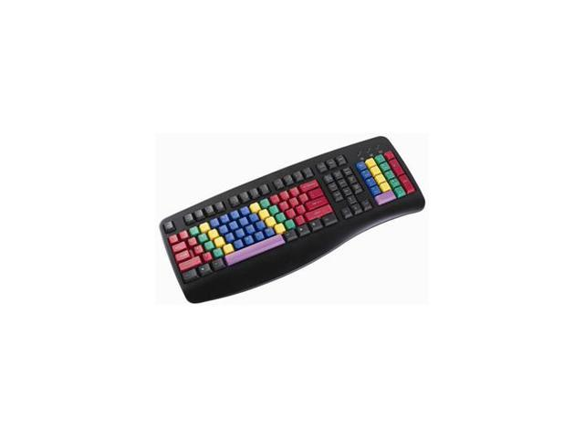 chestercreektech LessonBoard LBL Color USB Standard Keyboard