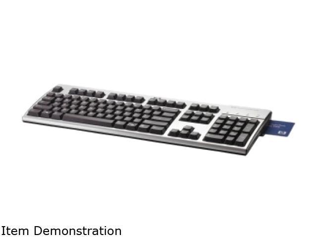 HP USB Smart Card CCID Keyboard