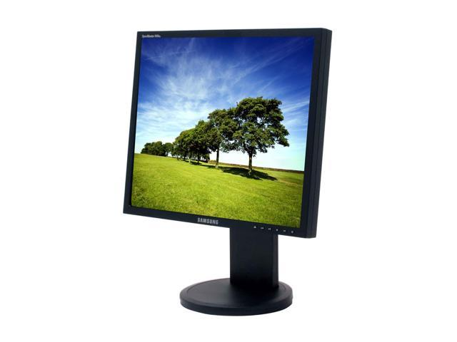"SAMSUNG 940BE-BK Black 19"" 5ms LCD Monitor with Height Adjustments"