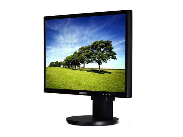 """SAMSUNG 225BW Black 22"""" 5 ms (GTG) Widescreen LCD Monitor with Height Adjustments"""