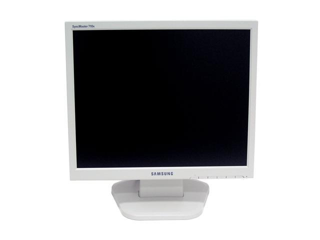 "SAMSUNG SyncMaster 710N-Ivory Ivory 17"" 12ms LCD Monitor"