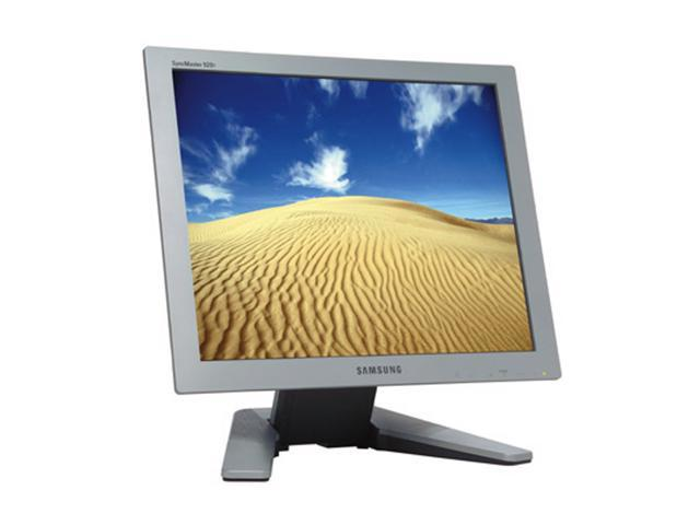 """SAMSUNG SyncMaster 920T-Silver Silver 19"""" 25ms LCD Monitor Built-in Speakers"""