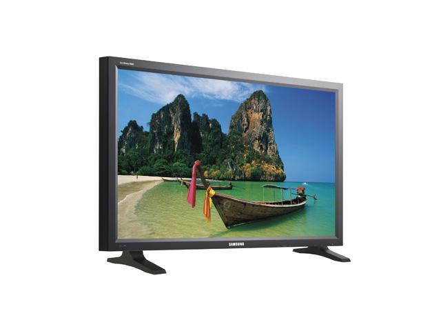 "Samsung 460P-Black 46"" SyncMaster Dual-Input Analog/Digital LCD Monitor Display"