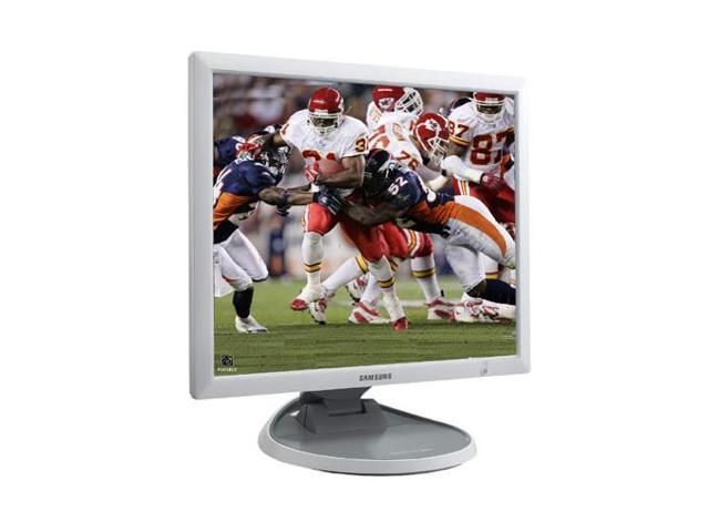 "SAMSUNG 960BF White 19"" 4ms(GTG) LCD Monitor w/Height & Pivot Adjustments"