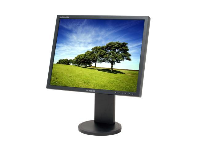 "SAMSUNG 204B-BK Black 20.1"" 5ms LCD Monitor"