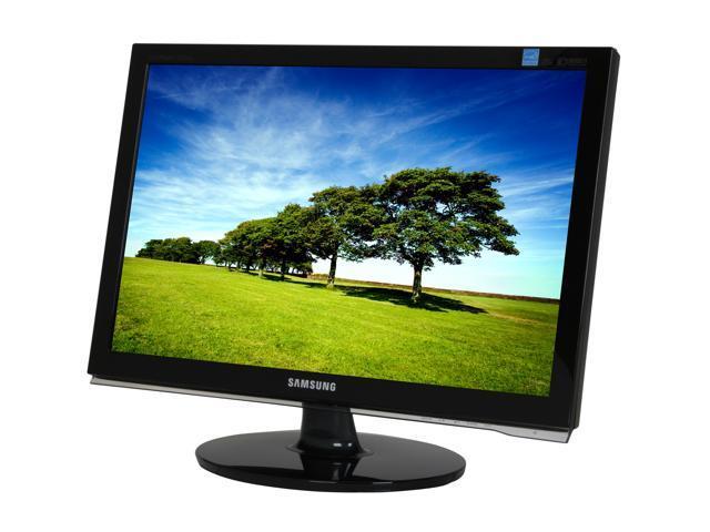 "SAMSUNG 2253LW High-gloss Black 21.6"" 5ms (2ms GTG) Widescreen LCD Monitor"