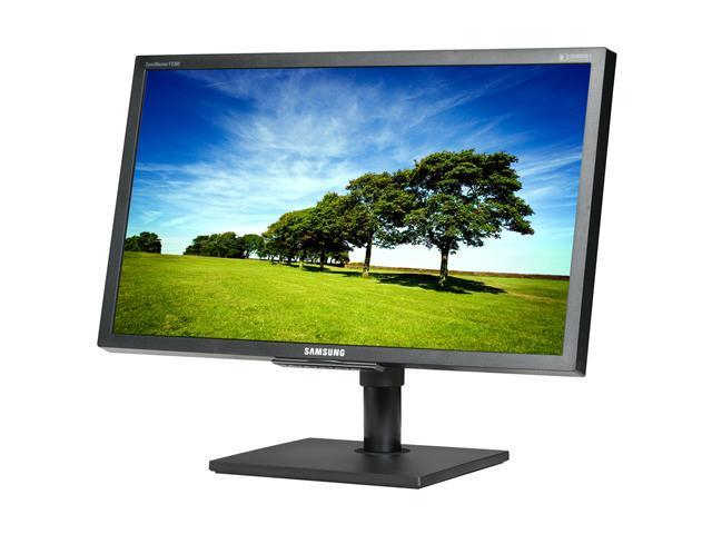 "SAMSUNG F2380 Black 23"" 8ms(GTG) Widescreen LCD Monitor"