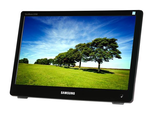 "SAMSUNG LD190N Black 18.5"" 5ms Widescreen LCD Monitor"