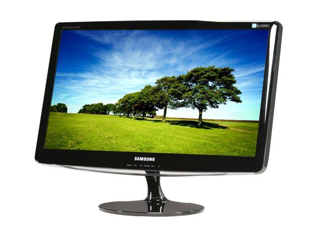 "SAMSUNG B2430H Glossy Black 24"" 5ms Widescreen LCD Monitor"