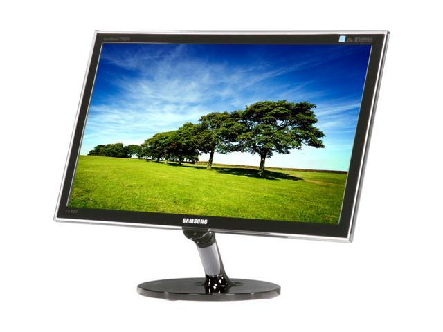 """SAMSUNG PX2370 Black 23"""" 2ms(GTG) Widescreen LED Backlight LCD Monitor"""