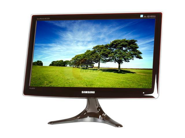 """SAMSUNG BX2235 ToC Red 21.5"""" 2ms(GTG) Widescreen LED Backlight LCD Monitor Slim Design"""