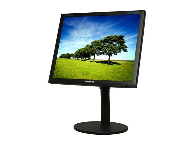 "SAMSUNG B1940ER Black 19"" 5ms LCD Monitor"