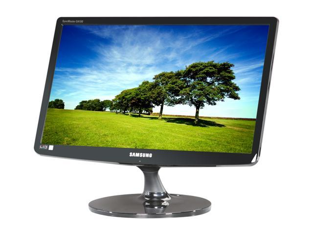 "SAMSUNG S22A100N Glossy Black 21.5"" 5ms Widescreen LCD Monitor"
