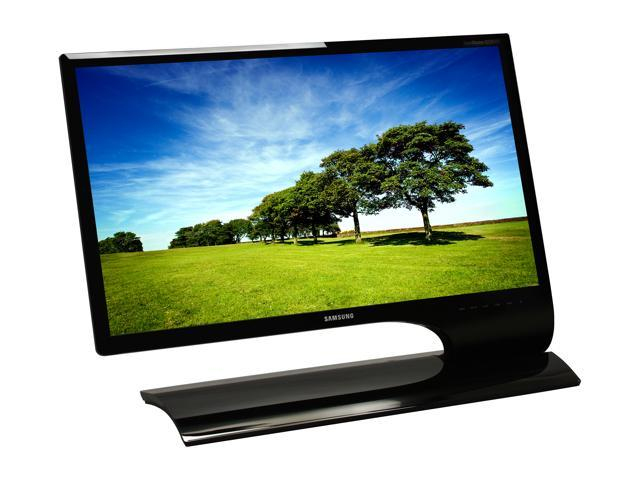 "SAMSUNG S27B750V High Gloss Black 27"" 2ms Widescreen LED Backlight LCD Monitor Built-in Speakers"