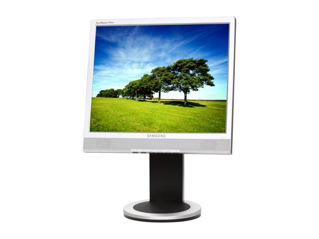 "SAMSUNG SyncMaster 710TM 17"" LCD Monitor"
