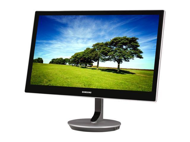 "SAMSUNG Series 9 S27B970D High Gloss Black/Brushed Aluminum 27"" 5ms (GTG) Widescreen LED Backlight LED-Backlit LCD Monitor ..."