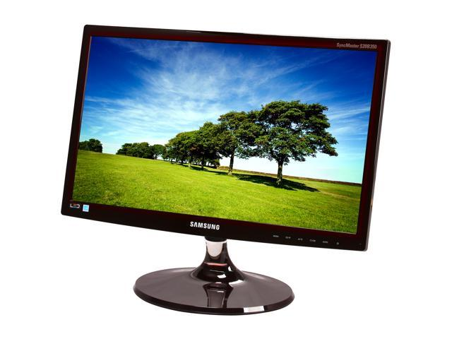 "SAMSUNG S20B350H Transparent Red 20"" 2ms (GTG) Widescreen LED Backlight LCD Monitor"