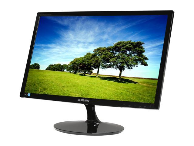 "SAMSUNG LS23A300BS/ZA High Glossy Black 23"" 5ms (GTG) Widescreen LED Backlight LCD Monitor"