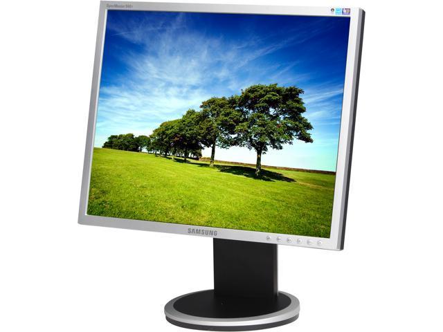 "SAMSUNG 940T Black 19"" 20ms LCD Monitor"