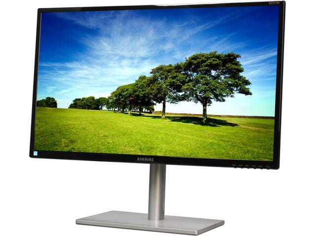 "SAMSUNG S27C750P High Glossy Black / Metalic Silver Stand 27"" 5ms Widescreen LED Backlight LCD Monitor"