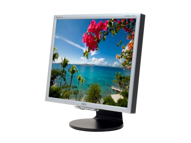 "NEC Display Solutions 90GX2-BK Black-Silver 19"" 4ms LCD Monitor"