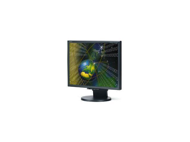 "NEC Display Solutions LCD1970NX-BK Black 19"" 18ms LCD Monitor with 4-port USB 2.0 hub"