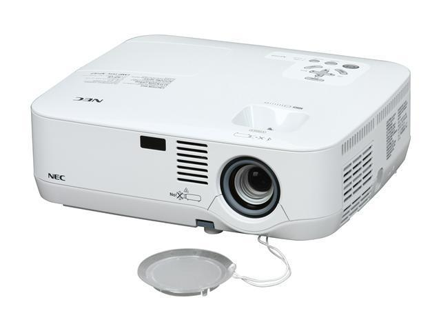 NEC Display Solutions NP310 LCD Projector